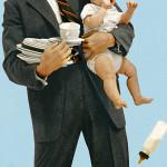 Balance Fatherhood and a Career