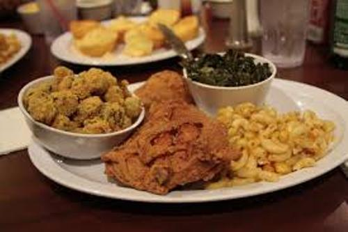 traditional southern dinner